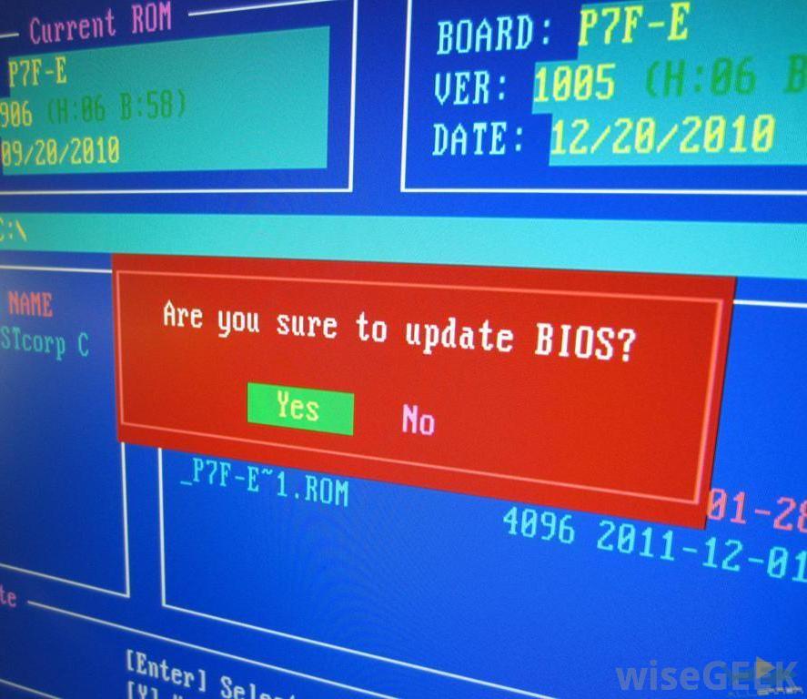 Стоит ли обновлять BIOS?