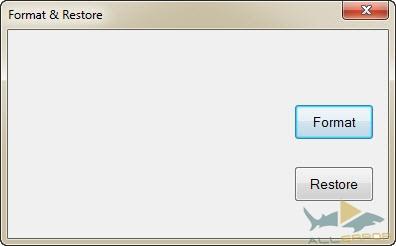Apacer USB 3.0 Repair tool