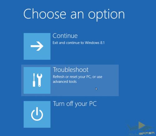 нажать клавишу Windows + I