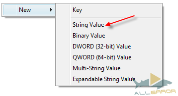 String Value