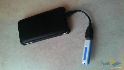 Недостаток использования USB флэш-накопителя
