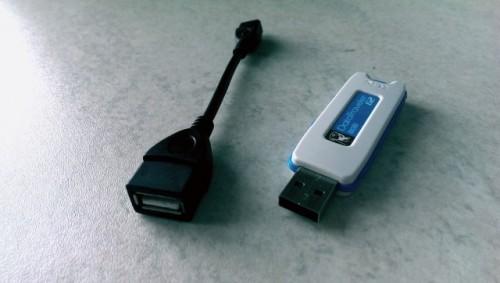 Подключайте флеш-накопители и внешние жёсткие диски