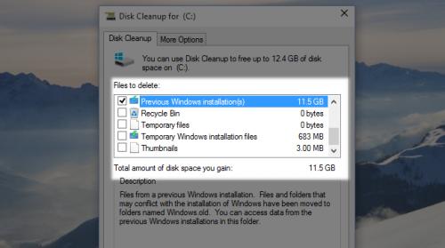 Предыдущие версии Windows