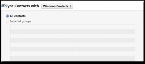 Как перенести контакты с iPhone