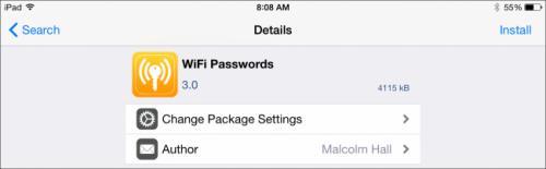 найти пароль iPhone