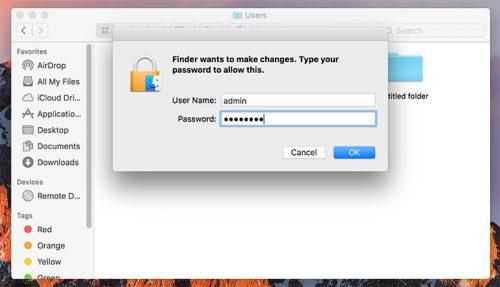 Введите свой пароль