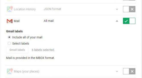 Аккаунт Gmail